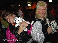 Halloween in the Castro - Click for larger image