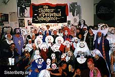 The Sisters of Perpetual Indulgence - 20th Anniversary, 1999